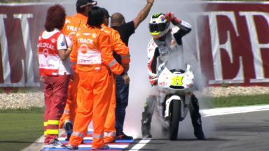 Brno 2011  - 125 - Race - Highlights