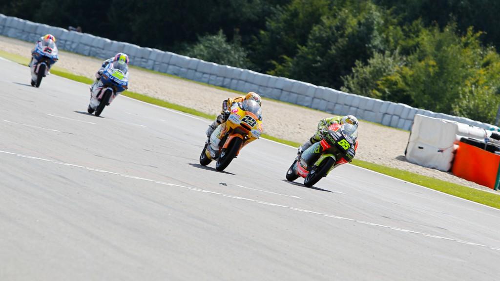 Alberto Moncayo, Hector Faubel, Andalucia Banca Civica, Bankia Aspar Team 125cc, Brno RAC