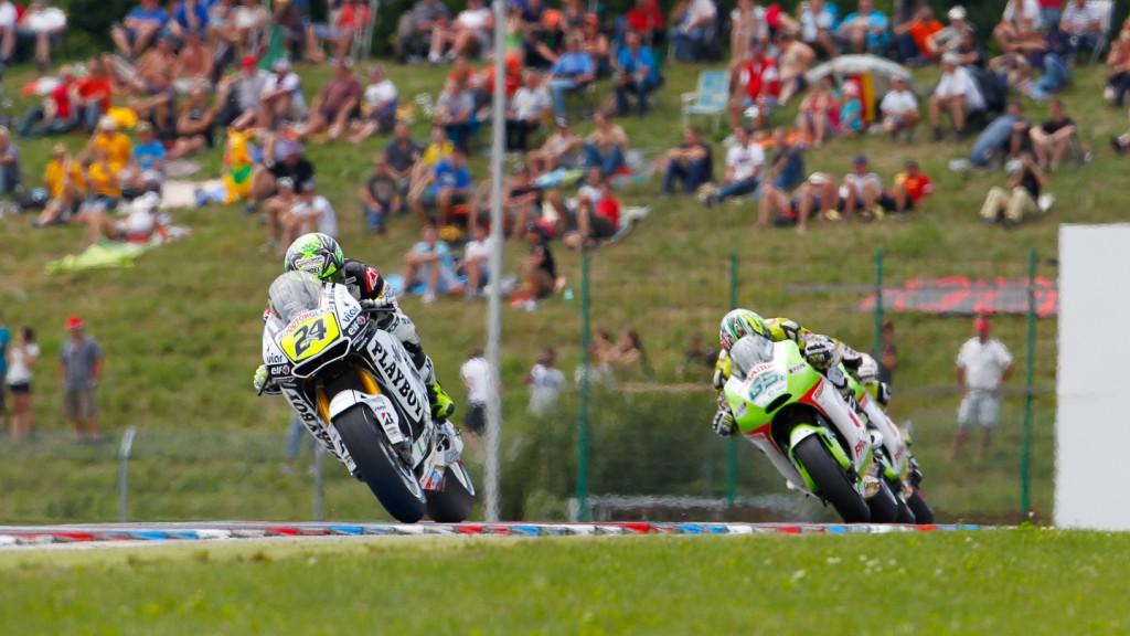 Toni Elias, LCR Honda MotoGP, Brno RAC