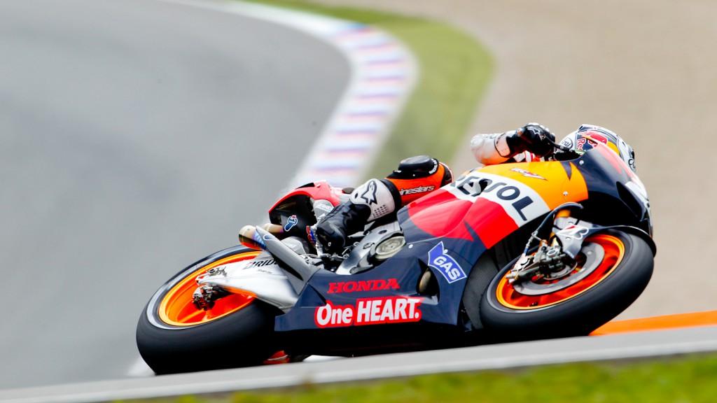 Dani Pedrosa, Repsol Honda Team, Brno WUP