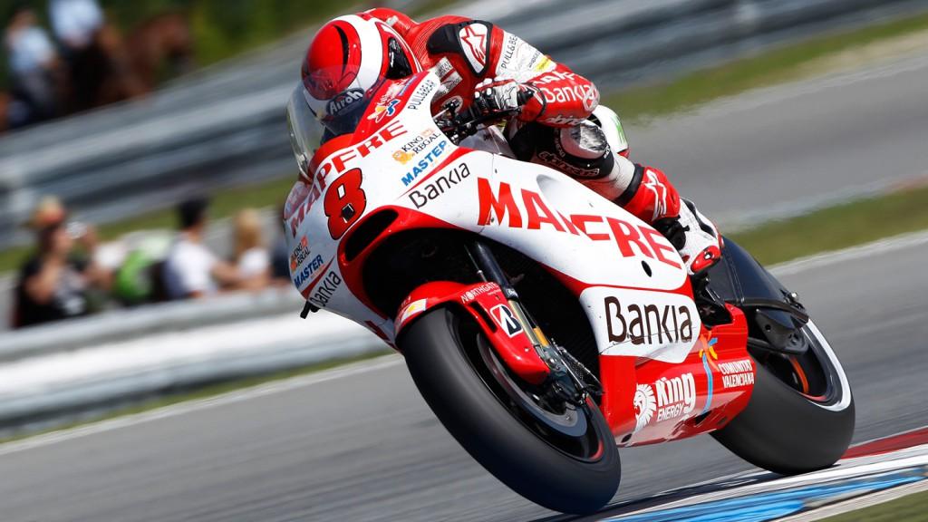 Hector Barbera, Mapfre Aspar Team, Brno RAC
