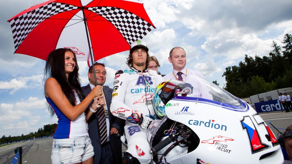 Karel Abraham, Cardion AB Motoracing, Brno RAC - © Copyright Alex Chailan & David Piolé