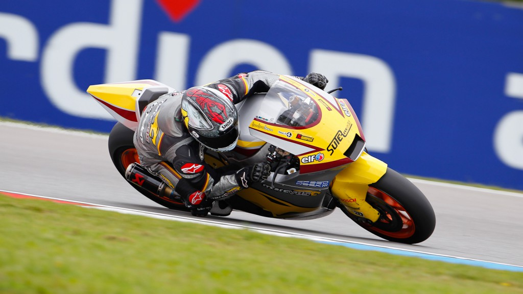 Mika Kallio, Marc VDS Racing Team, Brno Test