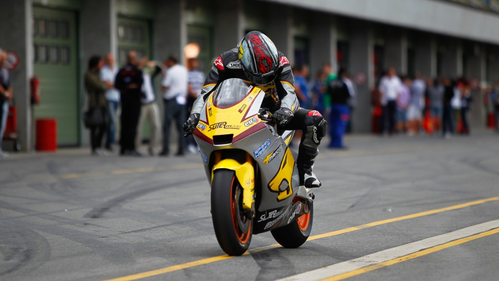 Mika Kallio, Marc VDS Racing Team