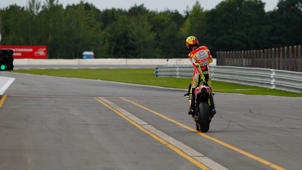 Valentino Rossi, Ducati Team, Brno Test