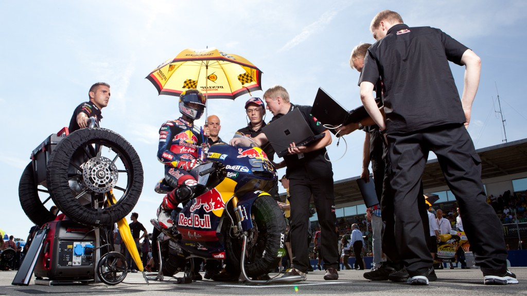 Dany Kent, Red Bull Ajo MotorSport