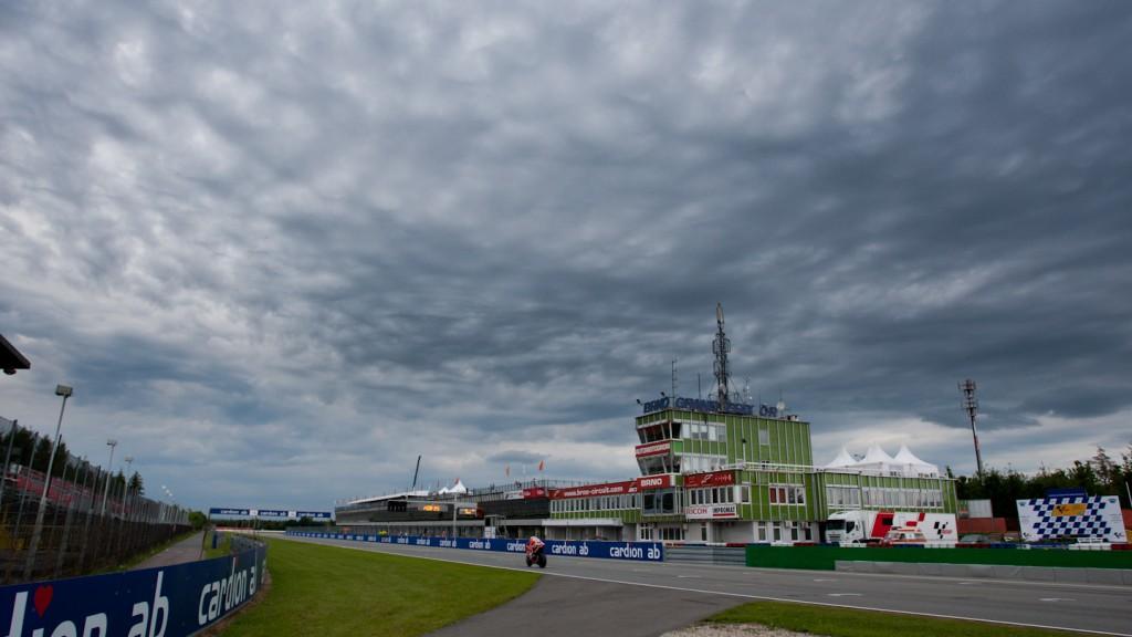 Nicky Hayden, Ducati Team, Brno Test