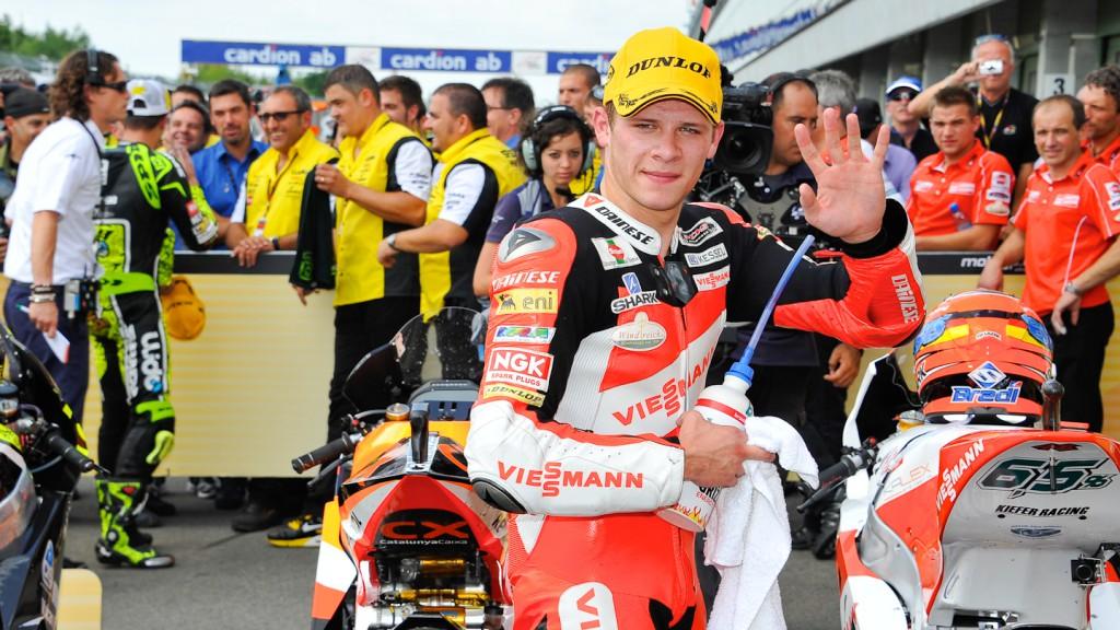Stefan Bradl, Veissmann Kiefer Racing, Brno RAC