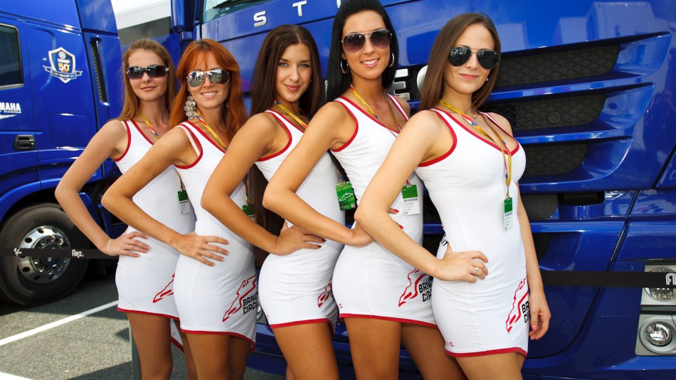 Paddock Girls, Cardion AB Grand Ceske Republiky
