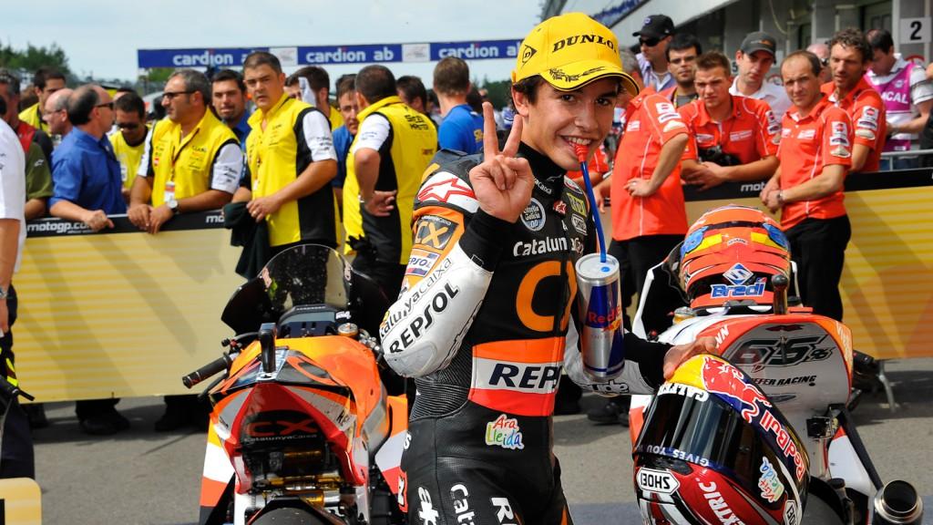 Marc Marquez, Team CatalunyaCaixa, Brno RAC