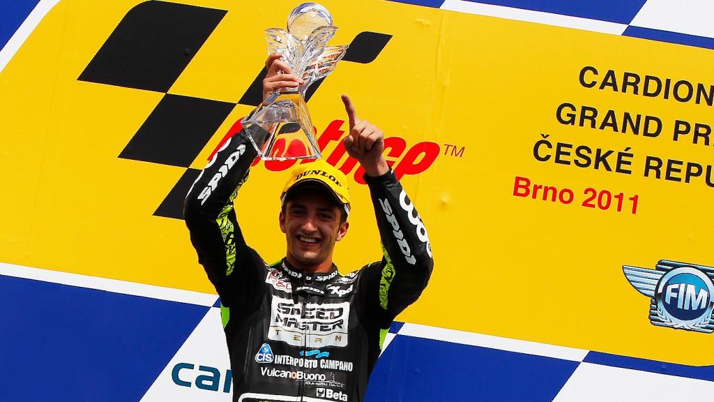 Andrea Iannone, Speed Master Team, Brno RAC