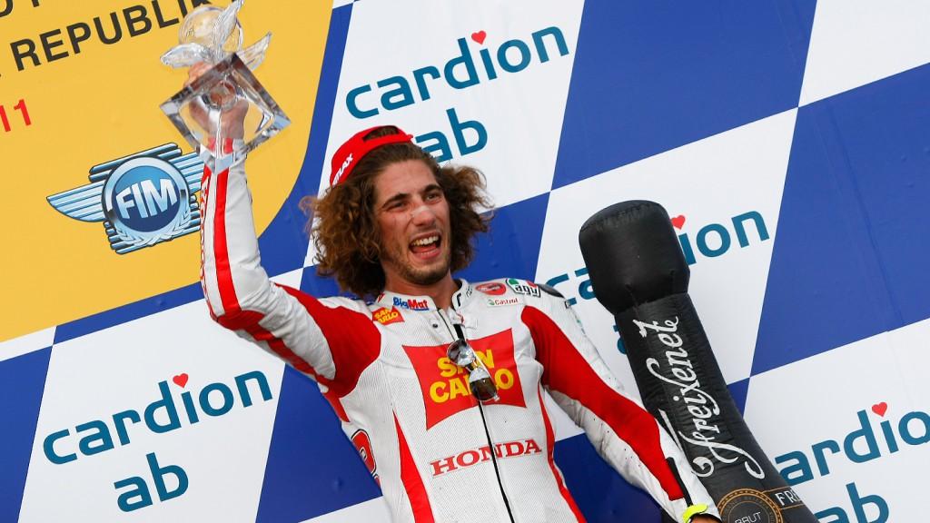 Marco Simoncelli, San Carlo Honda Gresini, Brno RAC