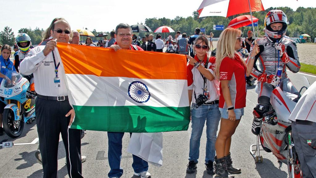 Mahindra Racing, Brno RAC