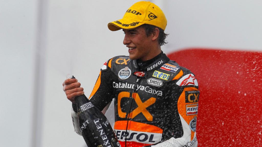 Marc Marquez, Team Catalunya Caixa Repsol, Brno RAC