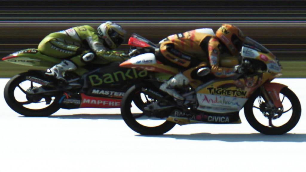 Moncayo, Faubel, Andalucia Banca Civica, Bankia Aspar Team 125cc, Brno RAC