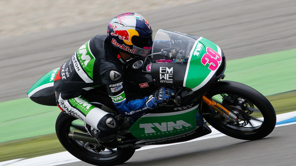 Luis Salom, RW Racing GP