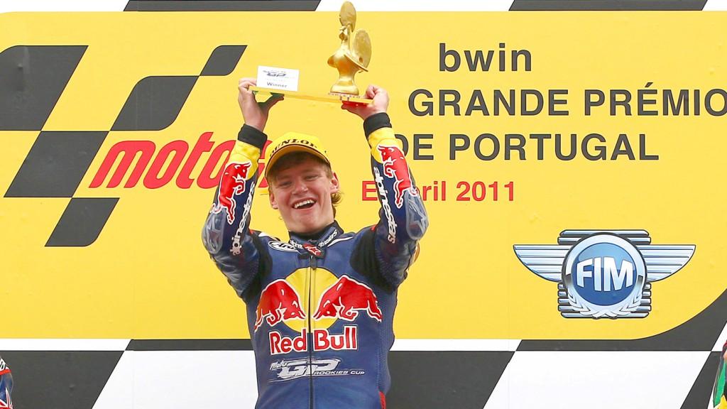 Brad Binder, Red Bull Rookies Cup