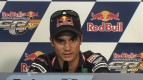 2011 - Indianapolis - MotoGP - Press Conference - Dani Pedrosa