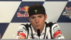 2011 - Indianapolis - MotoGP - Press Conference - Ben Spies