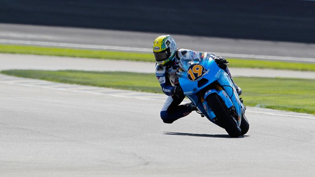 Elena Myers, Rizla Suzuki MotoGP