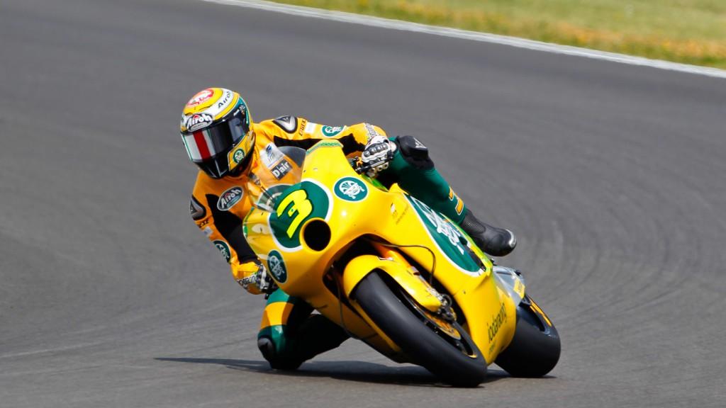 Simone Corsi, Ioda Racing Project