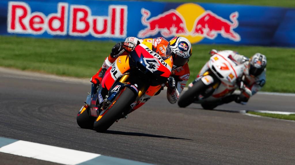 Andrea Dovizioso, Repsol Honda Team, Indianapolis FP2