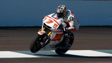 Hiroshi Aoyama, San Carlo Honda Gresini, Indianapolis FP2