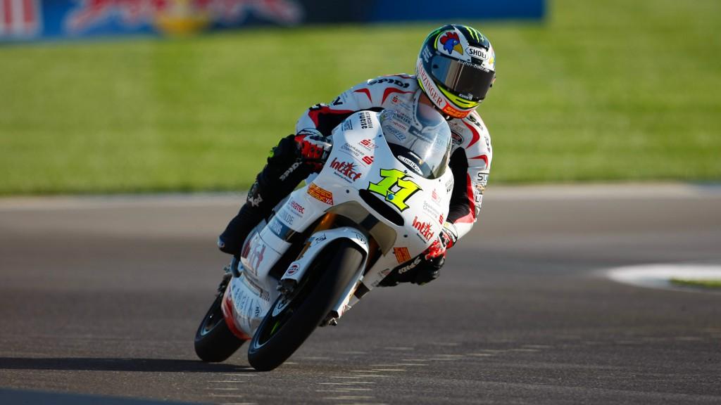 Sandro Cortese, Intact-Racing Team Germany, Indianapolis FP2