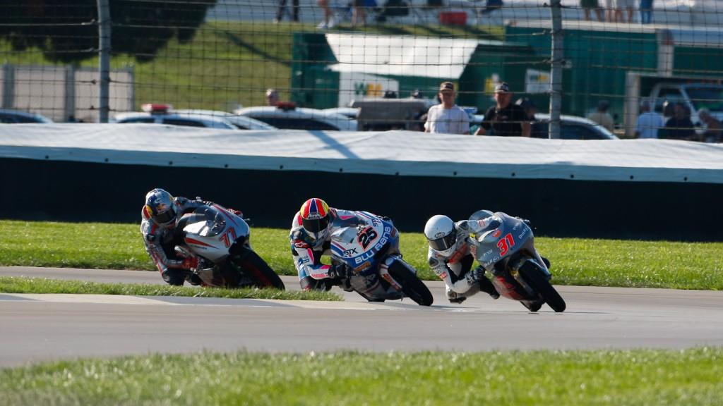 125cc, Indianapolis FP1