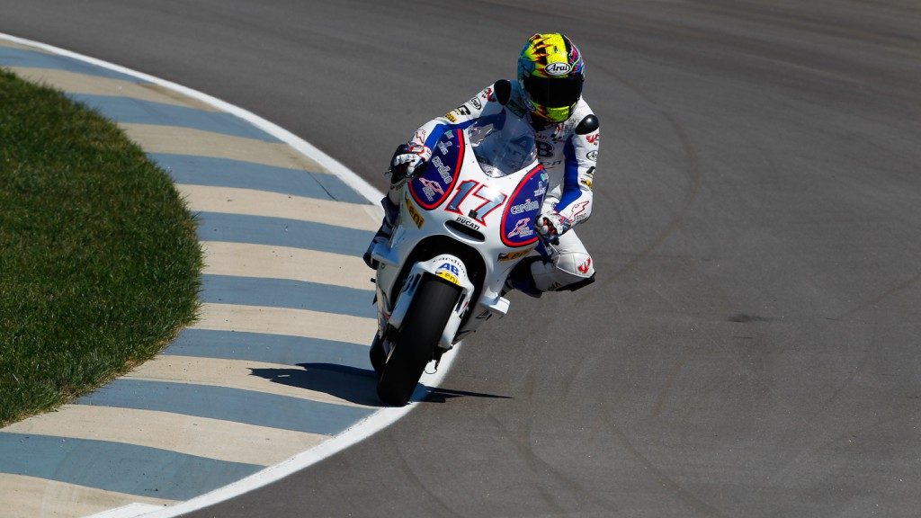 Karel Abraham, Cardion AB Motoracing, Indianapolis FP2