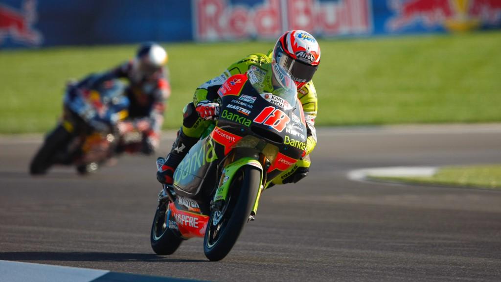 Nico Terol, Bankia Aspar Team 125cc, Indianapolis FP2