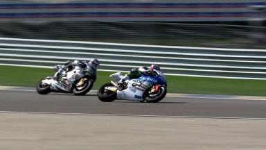 Indianapolis 2011 - Moto2 - FP1 - Action - Kenny Noyes
