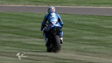 Indianapolis 2011 - Moto2 - FP2 - Action - Pol Espargaró