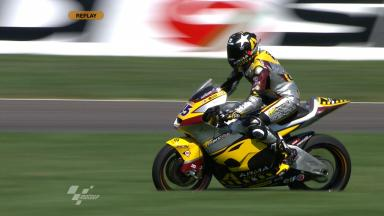 Indianapolis 2011 - Moto2 - FP2 - Action - Scott Redding
