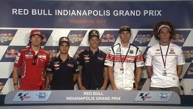 Red Bull Indianapolis GP Pre-event Press Conference