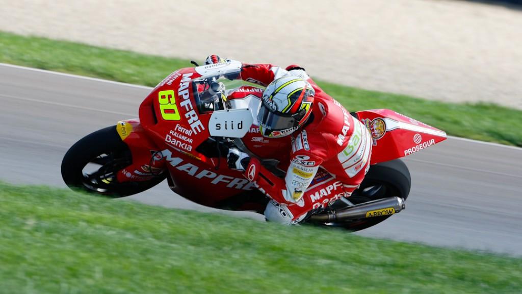 Julian Simon, Mapfre Aspar Team Moto2, Indianapolis FP2
