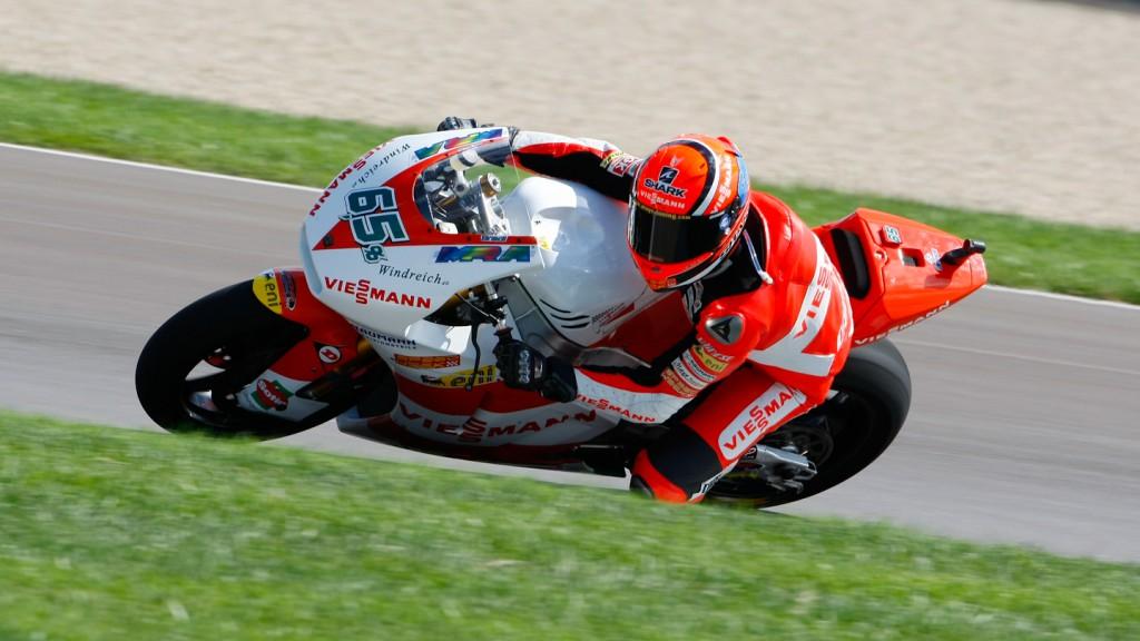Stefan Bradl, Veissmann Kiefer Racing, Indianapolis FP2