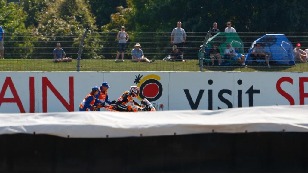 Marc Marquez, Team CatalunyaCaixa, Indianapolis FP1