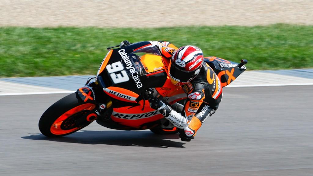 Marc Marquez, Team CatalunyaCaixa, Indianapolis FP2