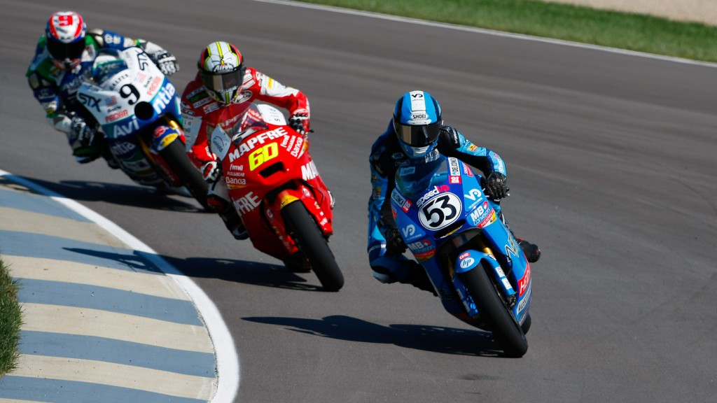 Moto2, Indianapolis FP2