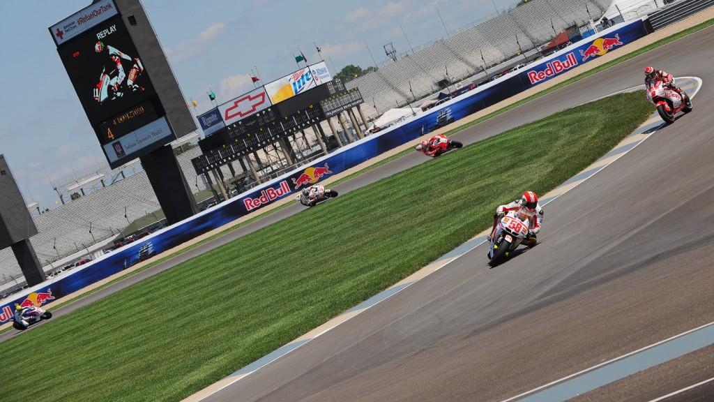 MotoGP, Indianapolis FP2