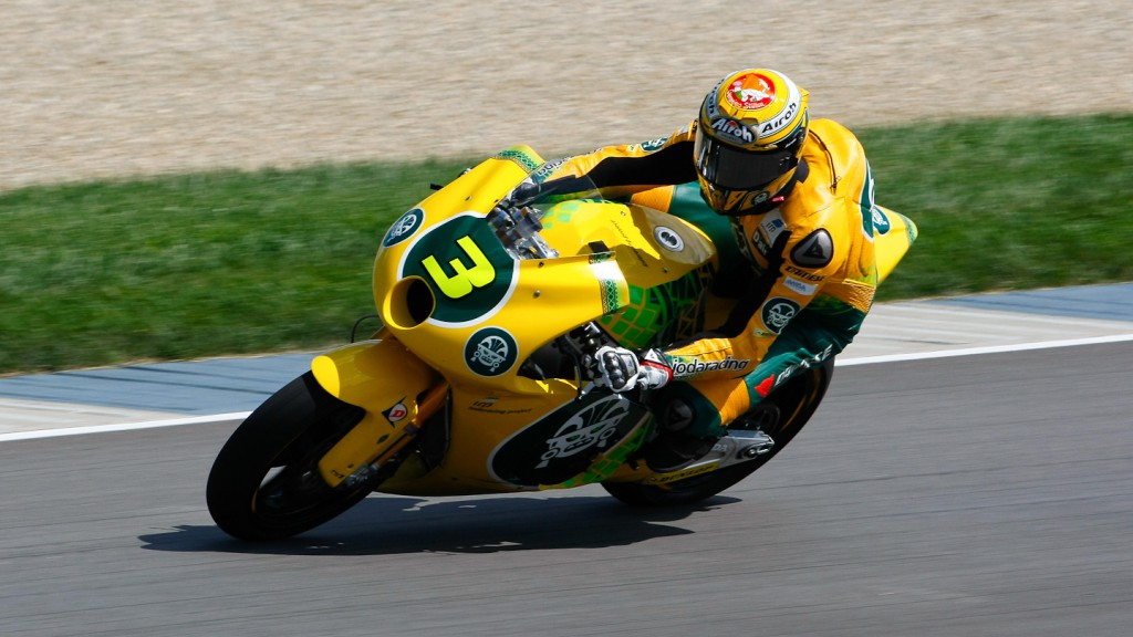 Simone Corsi, Ioda Racing Project, Indianapolis QP
