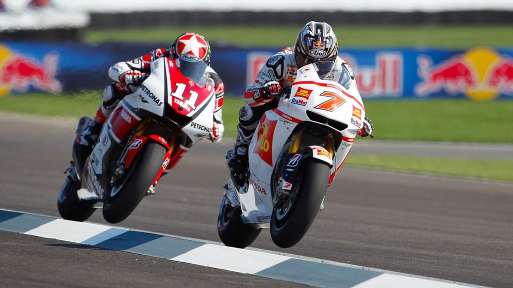 Hiroshi Aoyama, Ben Spies, San Carlo Honda Gresini, Yamaha Factory Racing, Indianapolis QP