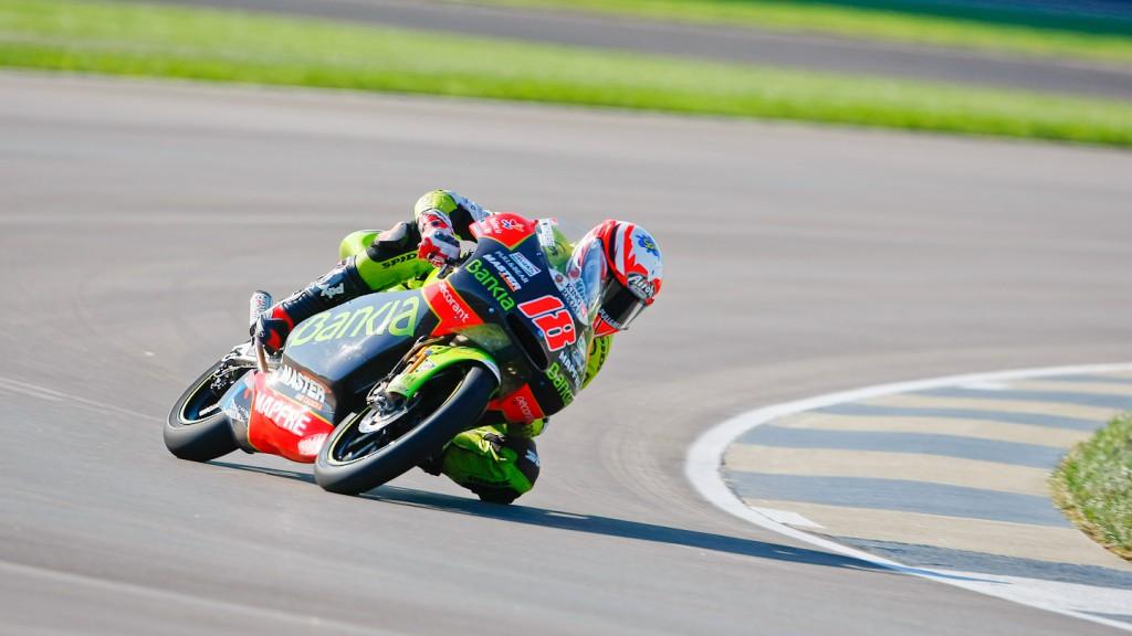 Nico Terol, Bankia Aspar Team 125cc, Indianapolis QP