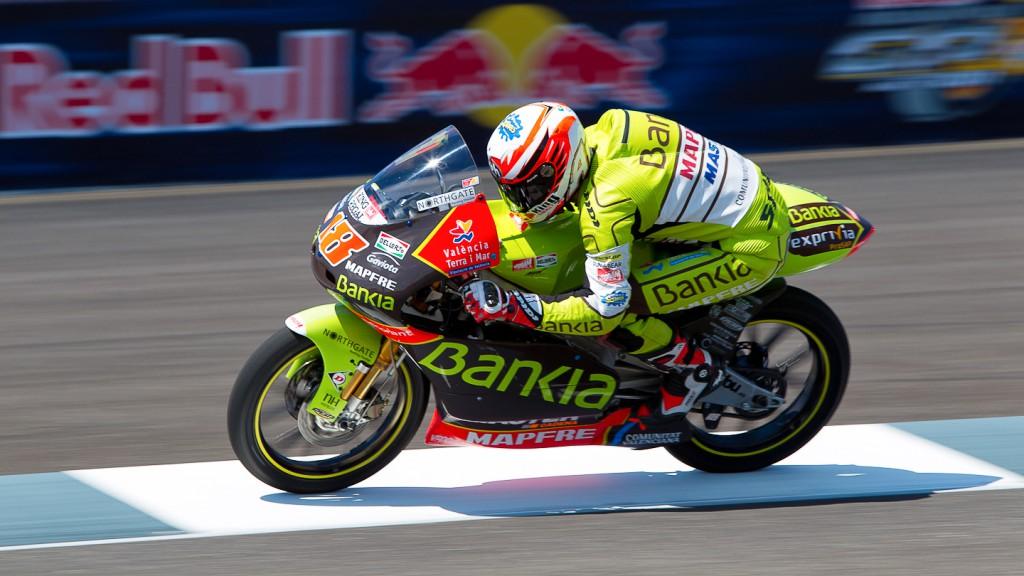 Nico Terol, Bankia Aspar Team 125cc, Indianapolis FP3