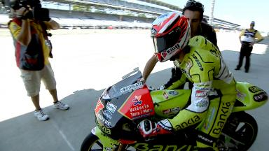 Indianapolis 2011 - 125cc - QP - Highlights