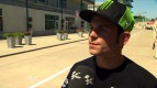 Indianapolis 2011 - 125cc - QP - Interview - Sandro Cortese