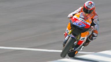Indianapolis 2011 - MotoGP - QP - Action - Casey Stoner