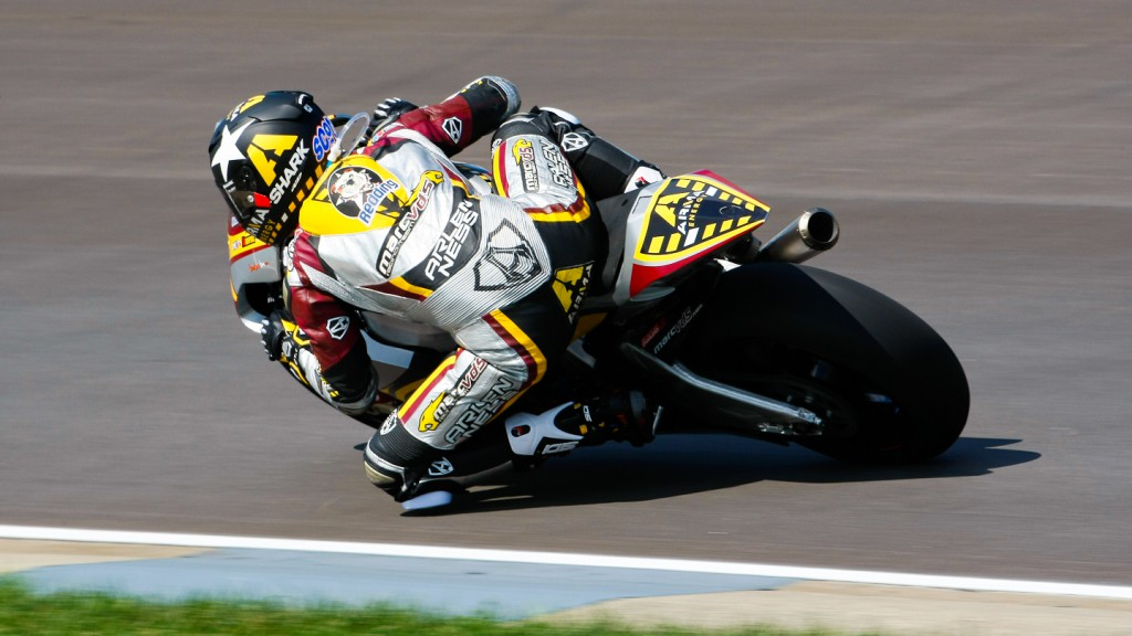 Scott Redding, Marc VDS Racing Team, Indianapolis FP3