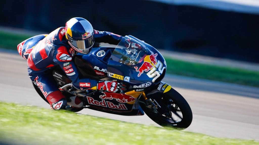 Danny Kent, Red Bull Ajo MotorSport, Indianapolis QP